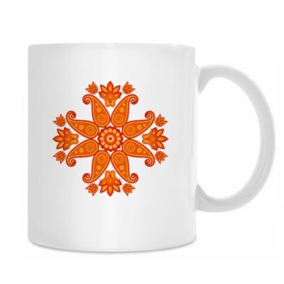 Индийский цветок