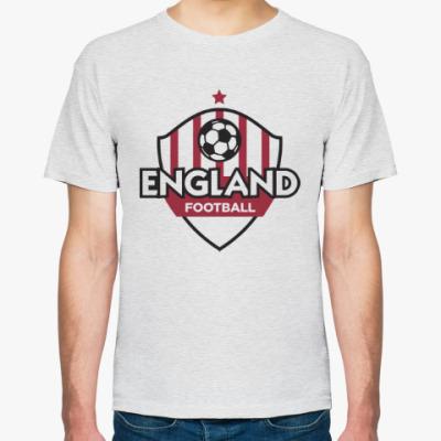Футболка Футбол Англии