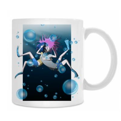 Кружка «Под Водой»