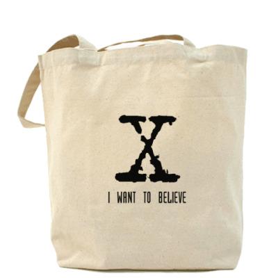 Сумка  X-Files