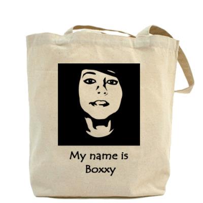 Холщовая сумка Boxxy