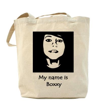Сумка Холщовая сумка Boxxy
