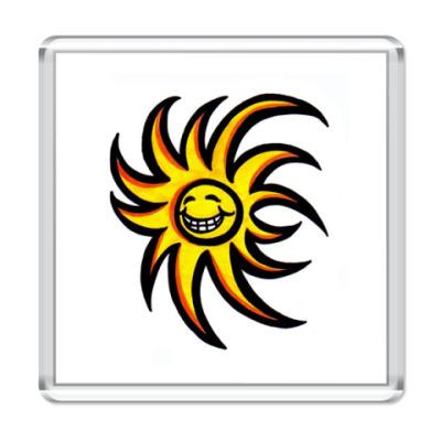 Магнит  'Солнышко'