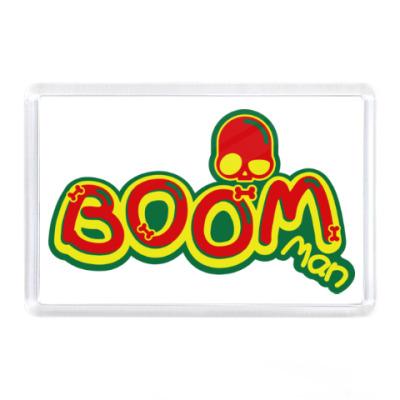 Магнит Boom Man