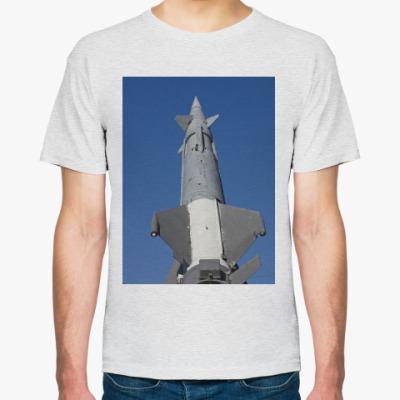 Футболка Зенитно-ракетный комплекс С-125