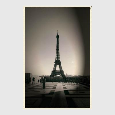 Постер 'Париж, я люблю тебя!'