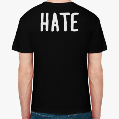 Футболка 'Hate'