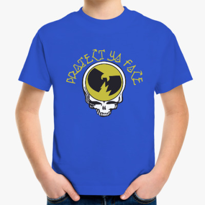 Детская футболка Protect Ya Face