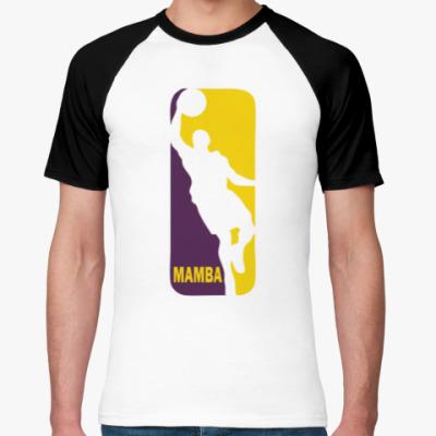 Футболка реглан Black Mamba
