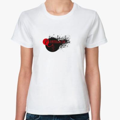 Классическая футболка Португалия