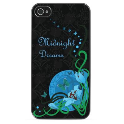 Чехол для iPhone Полночные мечты