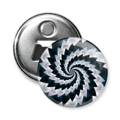 Магнит-открывашка Metalowl