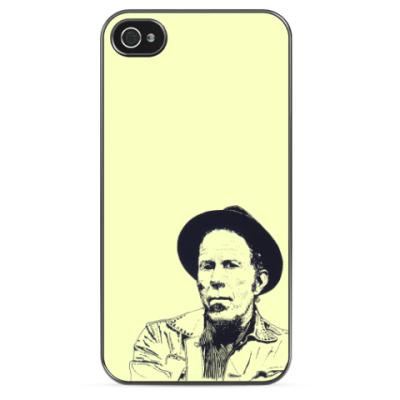 Чехол для iPhone Tom Waits