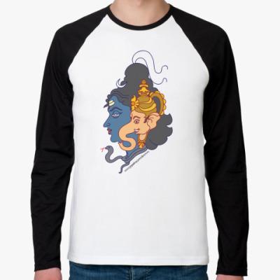 Футболка реглан с длинным рукавом Krishna