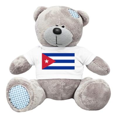 Плюшевый мишка Тедди Куба