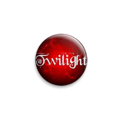 Значок 25мм  twilight