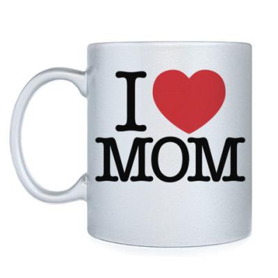 Кружка Я Люблю Маму