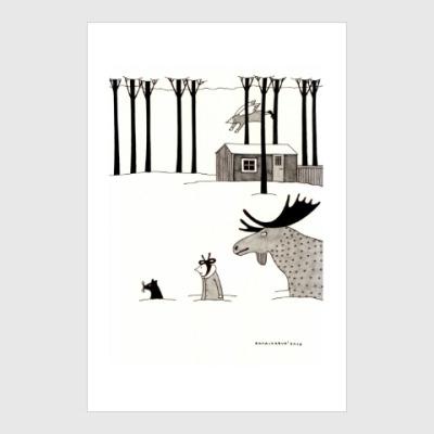 Постер Winter