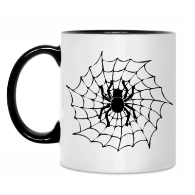 Кружка Spider