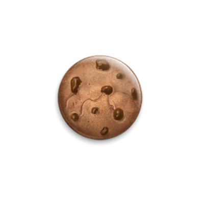 Значок 25мм  Печенька