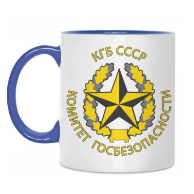 Кружка Кружка с эмблемой КГБ СССР