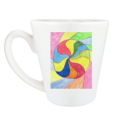 Чашка Латте Candy