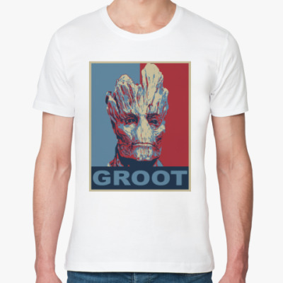 Футболка из органик-хлопка Groot