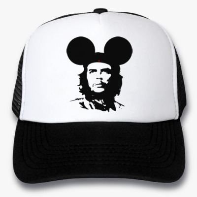 Mickey Mouse Che Guevara