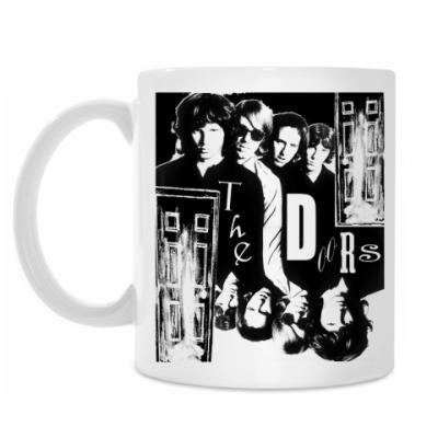 Кружка The Doors #2 Кружка белая