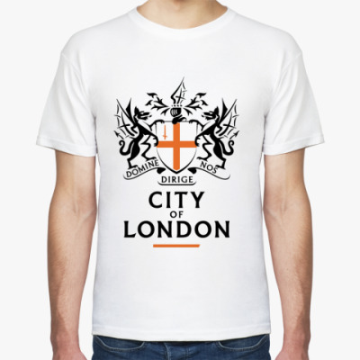 Футболка  'City of London'
