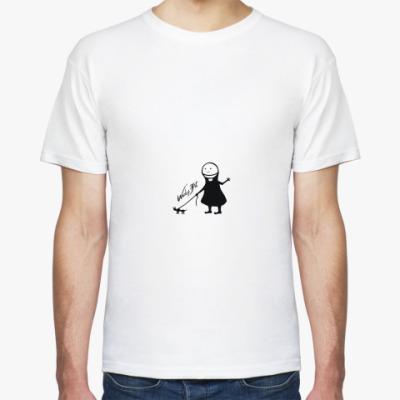 Футболка Прогулка с жуком