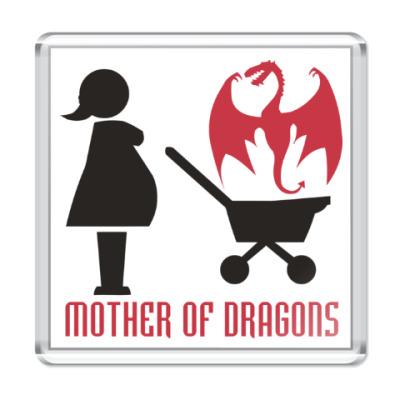 Магнит Мать драконов