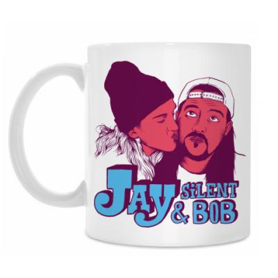 Кружка Jay & Silent Bob