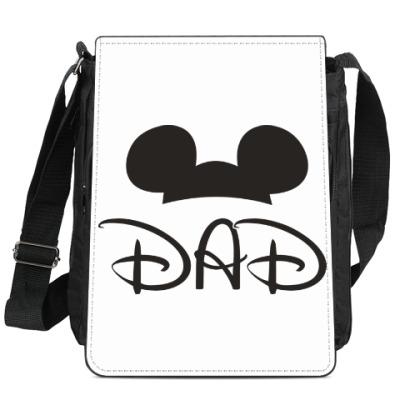 Сумка-планшет Dad