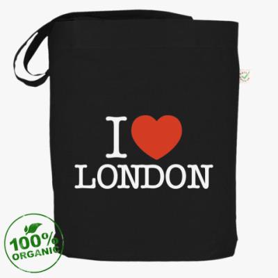 Сумка I Love London