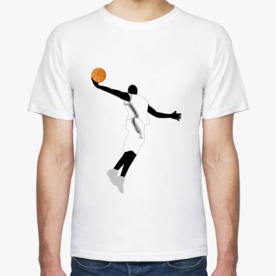 Футболка Баскетболист