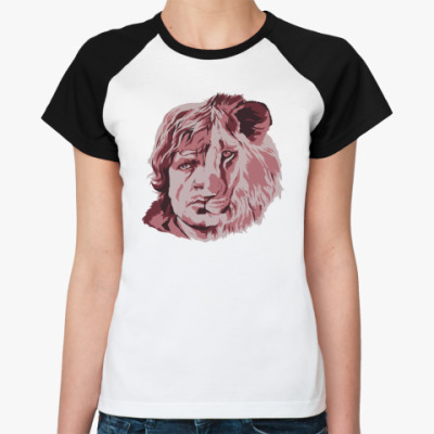 Женская футболка реглан Тирион лев