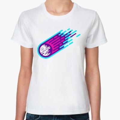 Классическая футболка Звезда Смерти (Звездные Войны)