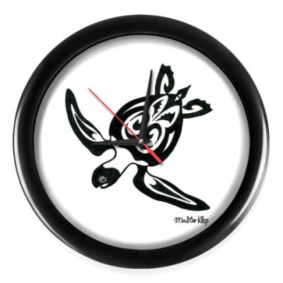 Настенные часы Морская черепаха