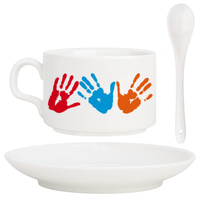 Кофейный набор Руки