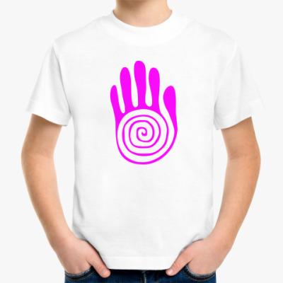 Детская футболка Рука