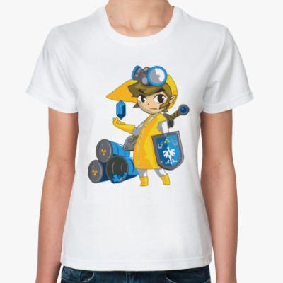 Классическая футболка Зельда (Во все тяжкие)