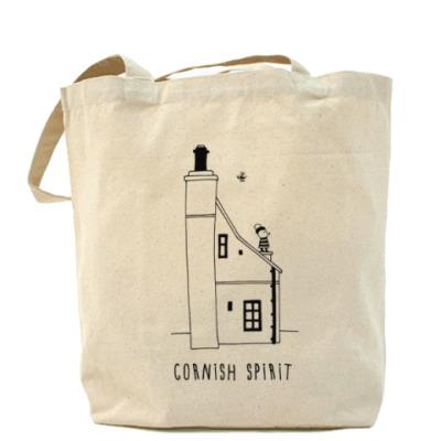 Сумка Корнуольский домик