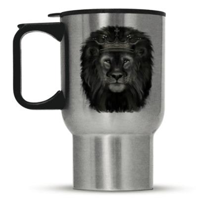 Кружка-термос Король лев