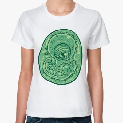 Классическая футболка Динозаврик