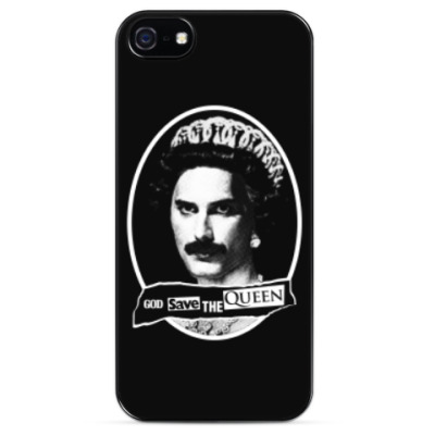Чехол для iPhone God save the Queen