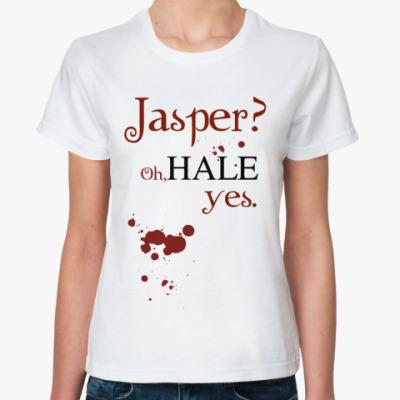Классическая футболка Jasper?