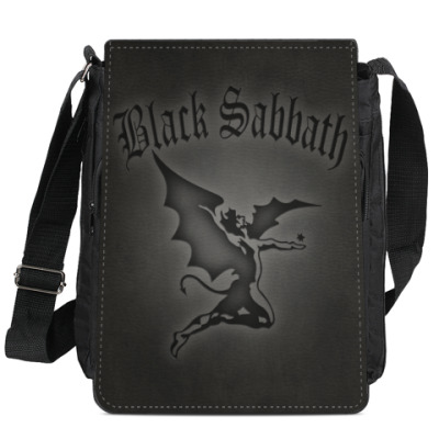 Сумка-планшет Black Sabbath