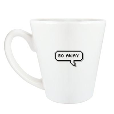 Чашка Латте Гик