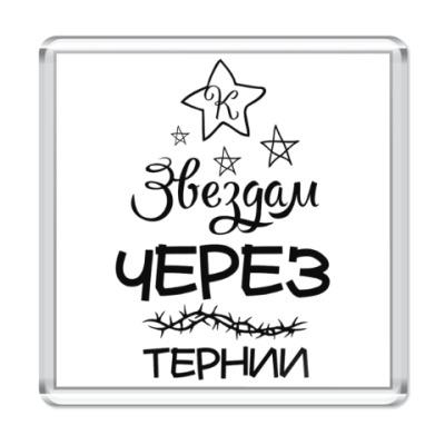 Магнит Через тернии к Звездам!